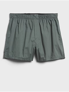 Solid Tech-Stretch Boxer