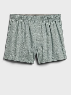 Swirling Dashes Tech-Stretch Boxer