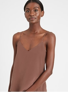 Washable Silk Camisole