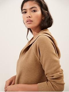 Petite UV Resistant Long Cardigan Sweater