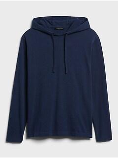 Indigo Hoodie Sweatshirt