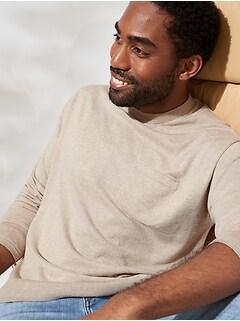 Core Temp Crew-Neck Sweater
