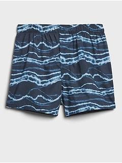 Tie-Dye Wave Boxer