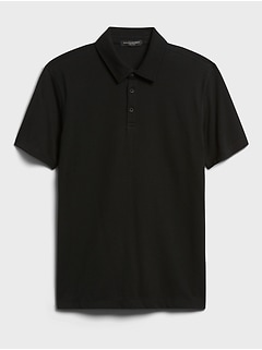 Core Temp Mesh Polo