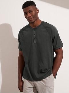 Authentic SUPIMA® Henley T-Shirt