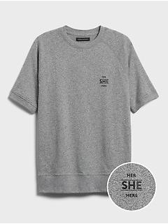 Pride Graphic Sweatshirt (Men's Sizes)