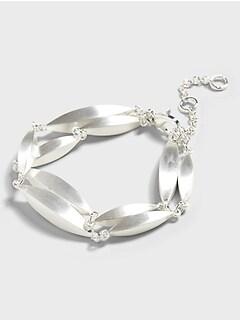 Double Metal Bracelet