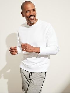 French Terry Boxy Sweatshirt