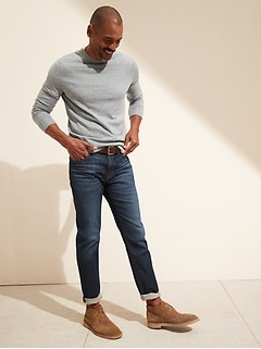 Athletic Tapered Organic Jean