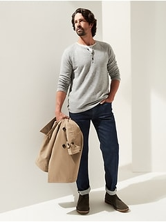 Relaxed Organic Jean