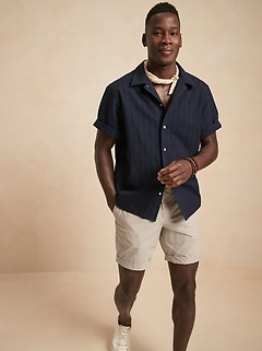 Relaxed-Fit Resort Shirt