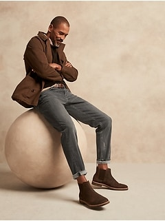 Athletic Tapered LUXE Traveler Pant