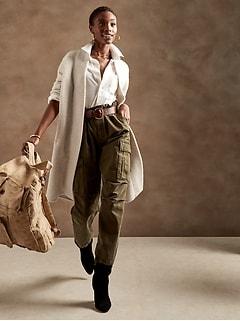 Collection Petite - NOUVEAU! Manteau-cardigan douillet Aire