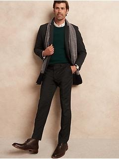 Standard Italian Wool Suit Pant