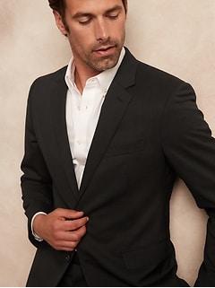 Standard Italian Wool Suit Jacket