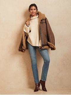 Ultra High-Rise Slim Jean