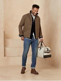 Straight LUXE Traveler Jean
